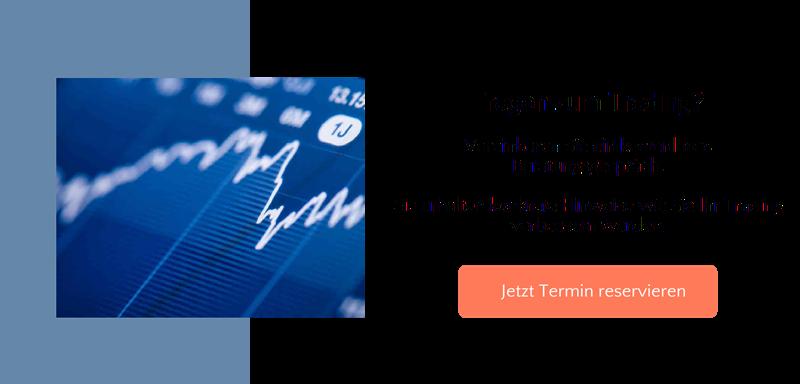Fragen zum Trading? Kostenlose Beratung buchen