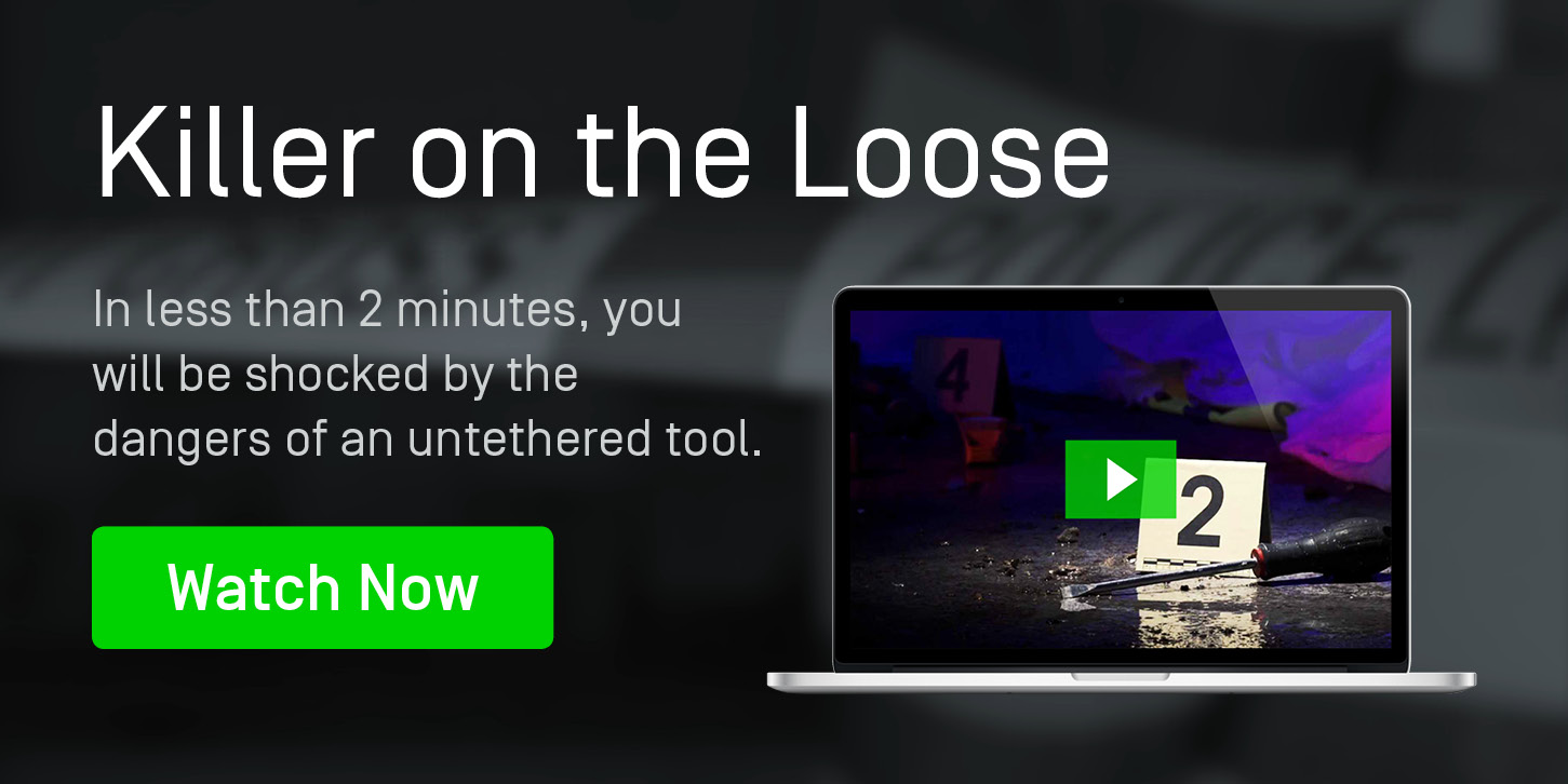 Killer on the Loose - Dropped Object Awareness Safety Video