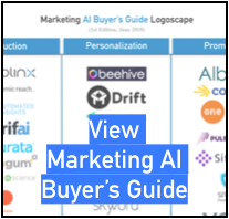 View the Marketing AI Buyer's Guide: https://guide.marketingaiinstitute.com/