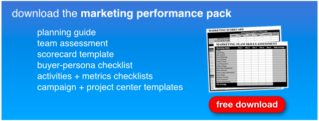 marketing performance pack