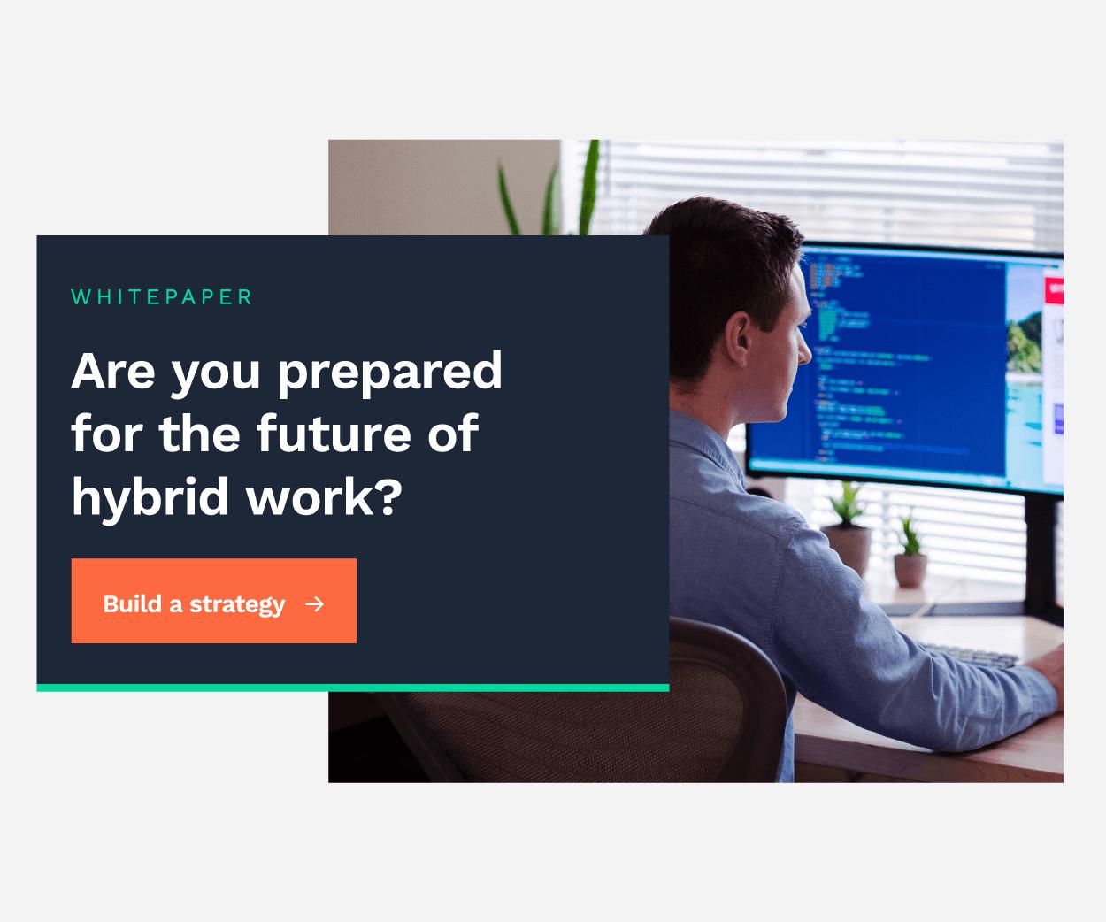 technology stack enterprise-level remote working