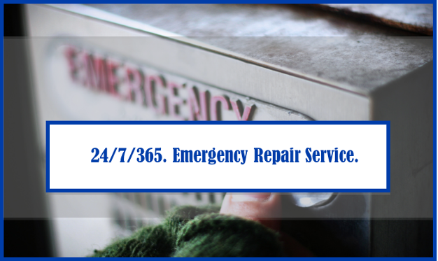 call now for emergency repair chicago