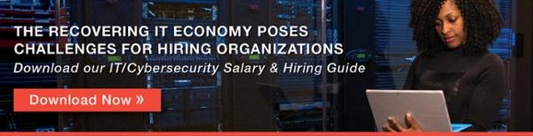 Cybersecurity Salary Hiring Guide