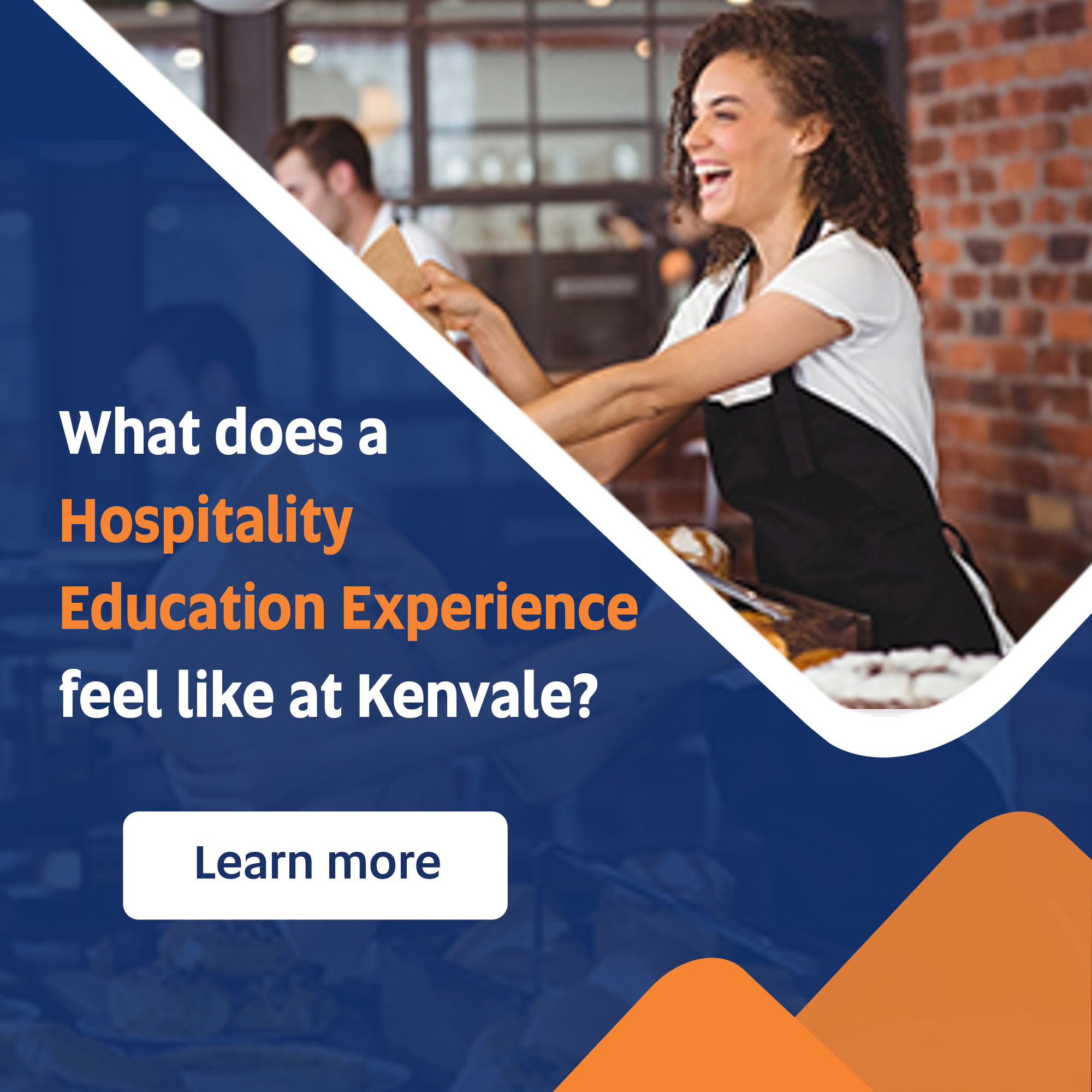 Certificate IV in Hospitality Page