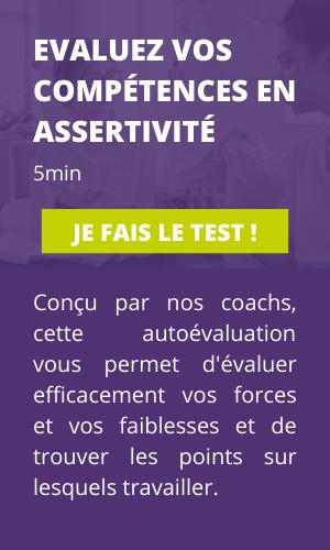 Evaluez votre assertivité gratuitement