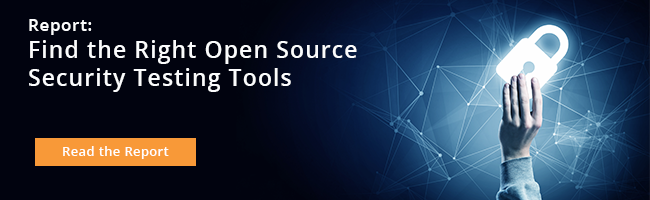 Find the Right Open Source Security Testing Tools