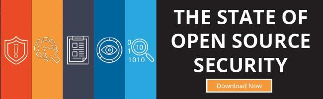 The State of Open Source Security