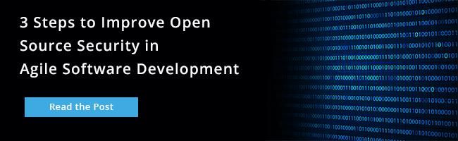 3 Steps to Improve Open Source Security in Agile Software Development