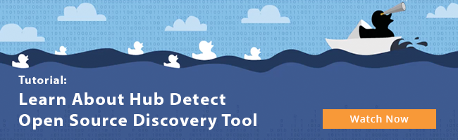 Learn about Hub Detect, a new open source discovery tool