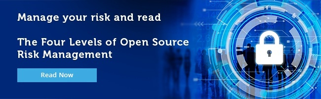Four Levels of Open Source Risk Management