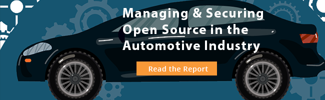 Managing and Securing Open Source in the Automotive Industry