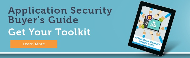 Managing application security with a comprehensive toolkit