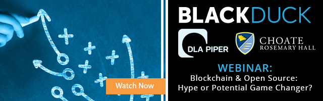 Webinar: Blockchain & Open Source: Hype or Potential Game Changer?
