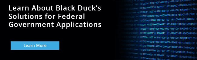 Black Duck's Solutions for Open Source in Government Cybersecurity