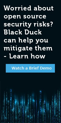 Watch a brief demo of the Black Duck Hub
