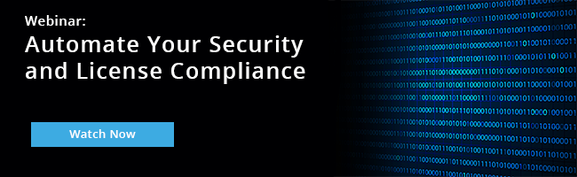Automate Your Open Source Security and License Compliance Processes