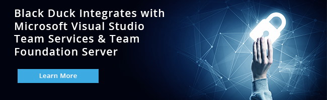 Black Duck Integrations for Microsoft Visual Studio