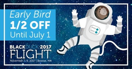 Learn more about Black Duck Flight 2017