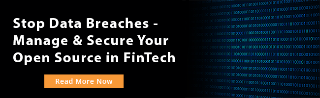 Open Source Security for  Financial Services & FinTech