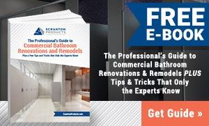 Professional's Guide to Commercial Bathroom Renovations