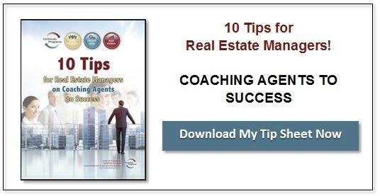 10 Tips for Real Estate Managers on Coaching Agents to Success