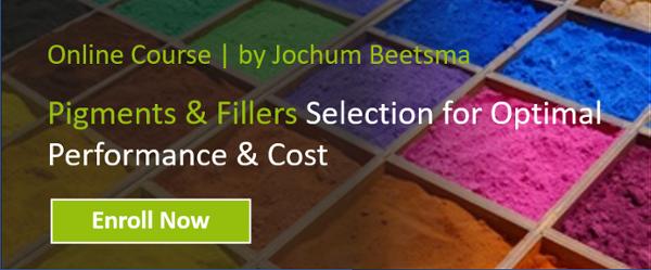 Pigment & Filler Selection