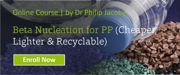 Beta Nucleation for PP (Cheaper, Lighter & Recyclable)