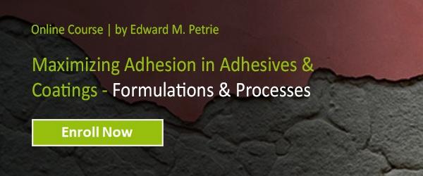 Maximizing Adhesion in Adhesives & Coatings