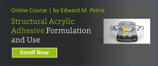 Structural Acrylic Adhesive Formulation and Use