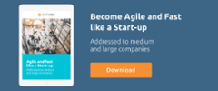 Become agile and fast like a start-up