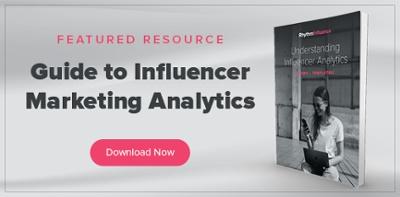 Guide to Influencer Marketing Analytics