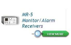MR-5 Monitor/Alarm Receivers