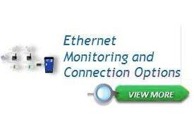 Ethernet Monitoring and Connection Options