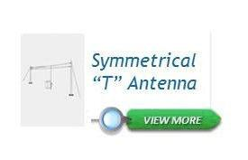 "Symmetrical ""T"" Antenna"