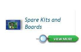 Spare Kits and Boards