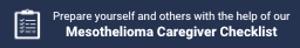 Mesothelioma Caregiver Checklist Download