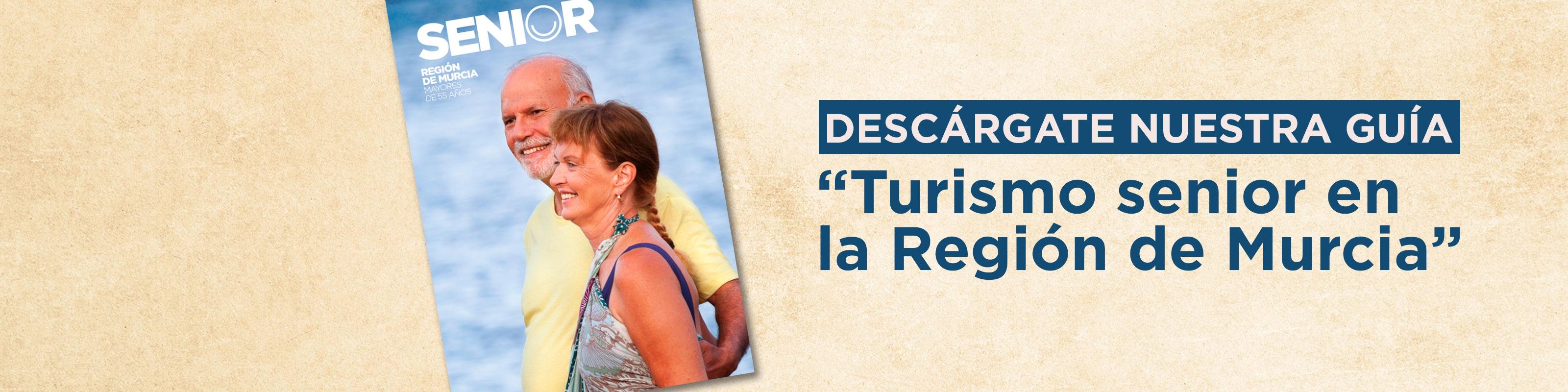 Guía de turismo senior en la Región de Murcia