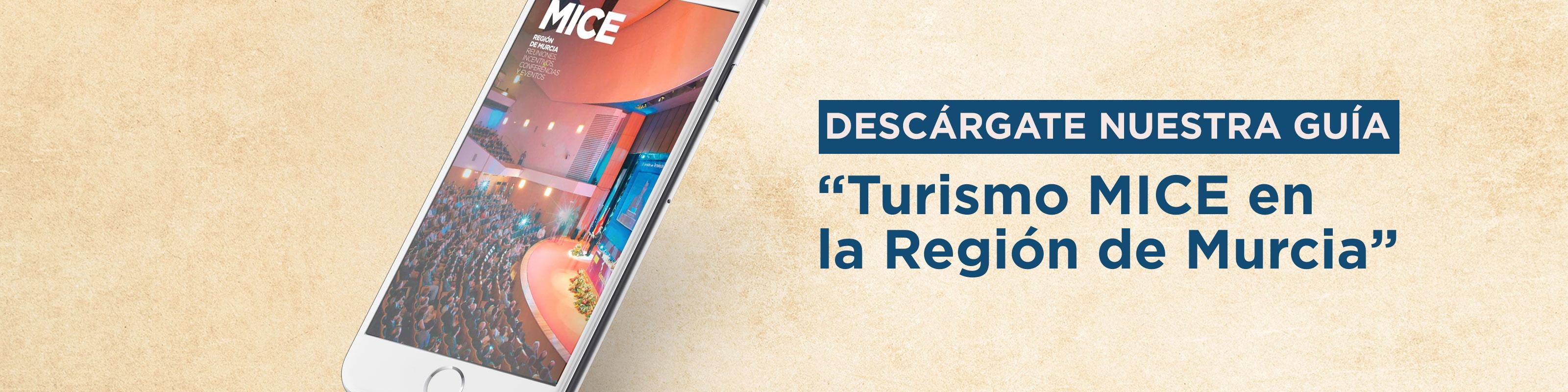 Guía de turismo MICE en la Región de Murcia