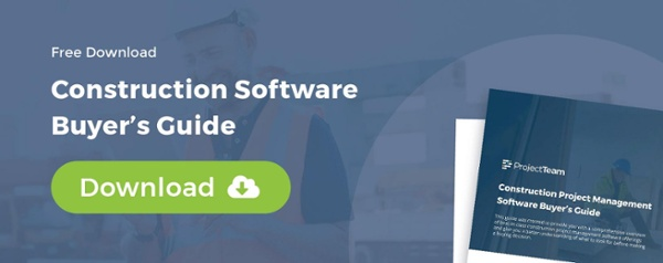 Download Construction Software Buyers Guide