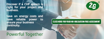 click here for your no obligation free assessment to see if a CHP system is right for your business