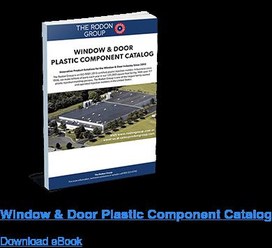 Window & Door Plastic Component Catalog Download eBook
