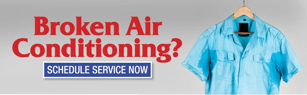 Schedule air conditioning service