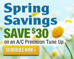 save on air conditioner tune-up
