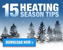 Get a Jump on Falls Savings - Save $30 on a Heating Performance Check
