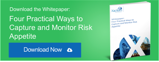Four Practical Ways to Monitor Risk Appetite