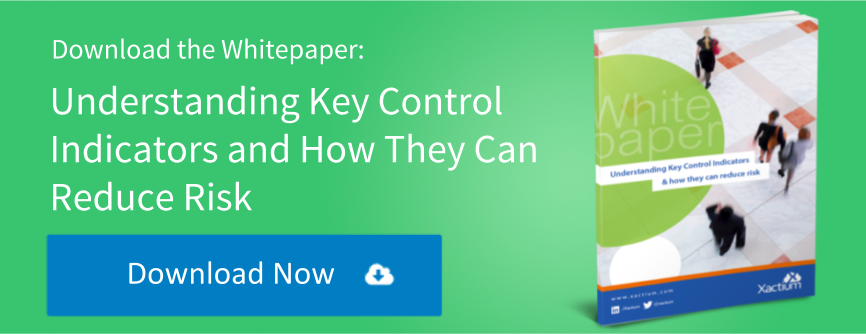 Understanding Key Control Indicators and How They Can Reduce Risk