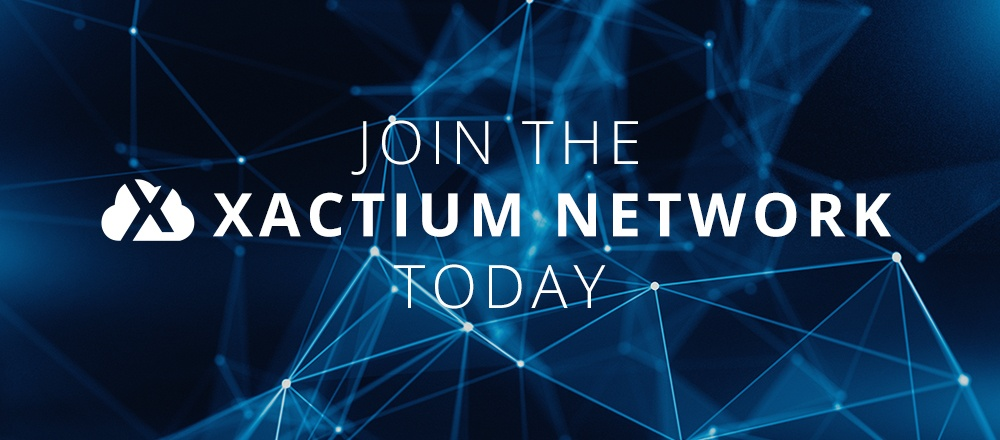 Join the Xactium Network Today