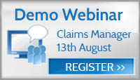 Claims Manager demo 13th August