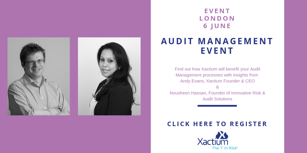 Audit Management Event
