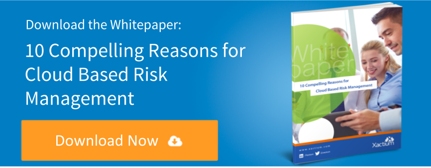 10 Compelling Reasons for Cloud-Based Risk Management
